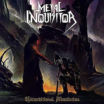 Unconditional Absolution [CD] USA import