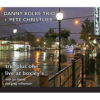 Kolke, Danny / Christlieb, Pete - Trio Plus One: Live at Boxley's [CD] USA import