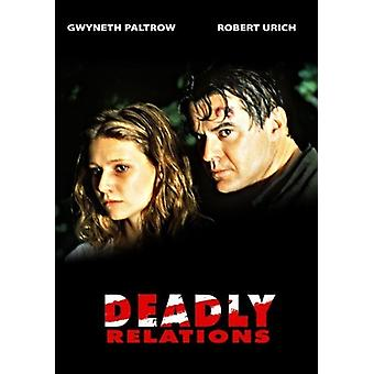Deadly Relations [DVD] USA import