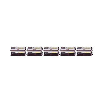 RudyTwos 10x Reemplazo para La Unidad de Tóner Brother TN-421M Magenta Compatible con HL-L8260CDW, HL-L8360CDW, DCP-L8410CDN, DCP-L8410CDW, MFC-L8690CDW, MFC-L8900CDW,