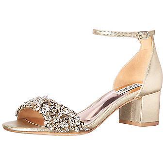 Badgley Mischka Women's Vega Ii Heeled Sandal