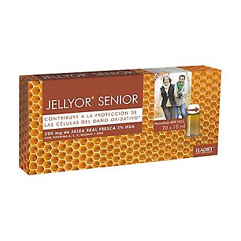 Jellyor Senior 20 ampoules of 10ml