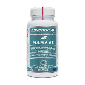 PULM-6 AB 60 kapslar
