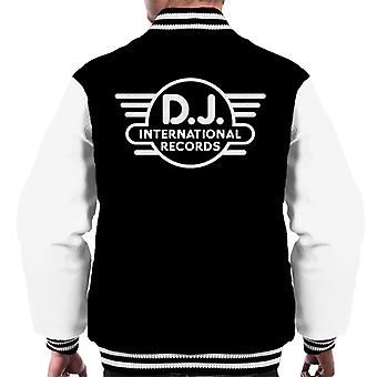DJ International Classic Logo Men's Varsity Jacket