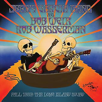 Jerry Garcia Band - Fall 1989: The Long Island Sound [CD] USA import
