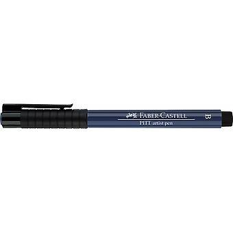فابر كاستل الحبر الهندي الفنان القلم فرشاة 247 Indanthrene الأزرق