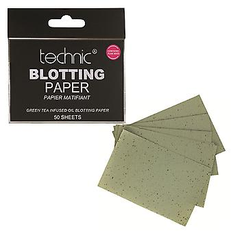 Technic Oil Absorbing Blotting Papier