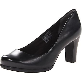 Rockport Women's Shoes Total Motion / TM75mmh Leather Round Toe Classic Escarpins