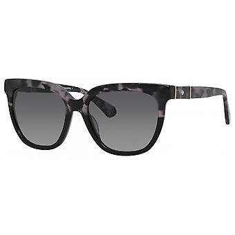 Sonnenbrille Damen  Kahli  silber/schwarz
