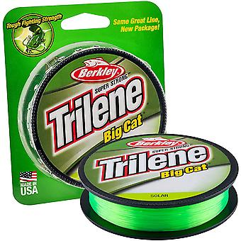 Berkley Trilene Big Cat Fishing Line (270 yds) - 20 lb Test - Solar