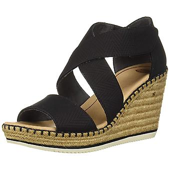 Dr. Scholl's Shoes Women's Vacay Espadrille Wedge Sandal
