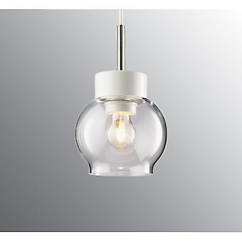 Ifo Electric Smycka Magda Pendant Clear Glass