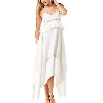 Guess | Ruffled Handkerchief-Hem Dress