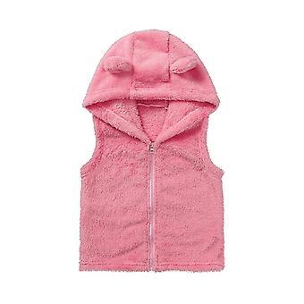 Baby jongens, meisjes vest warm, winter mouwloze jas, bovenkleding
