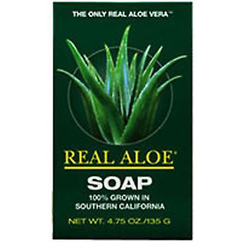 Real Aloe Inc Aloe Vera Bar Soap, 4.75 OZ