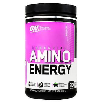 Optimum Nutrition Amino Energy Wild Berry, 30 Servings
