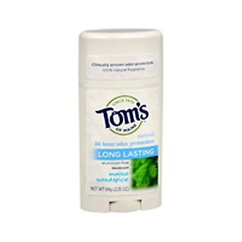 Tom's Of Maine Toms Of Maine Natural Deodorant Stick, Woodspice 2.25 Oz