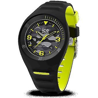 ساعة آيس ووتش - ساعة اليد - رجال - P. Leclercq - الجيش الأسود - متوسط - 3H - 017597