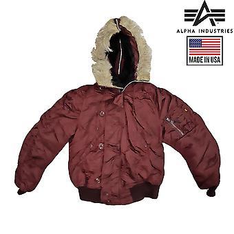 Alpha N2B Parka Flight Jacket