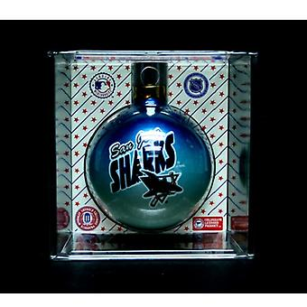 San Jose Sharks NHL Sports Collectors Series Traditional Ornament