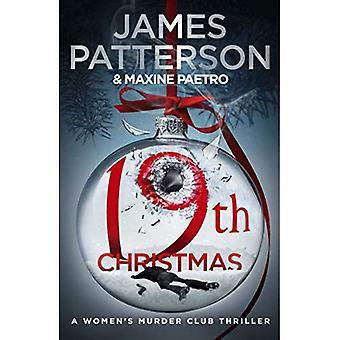 19th Christmas: Um gênio do crime desencadeia um plano mortal (Women's Murder Club 19) (Women's Murder Club)