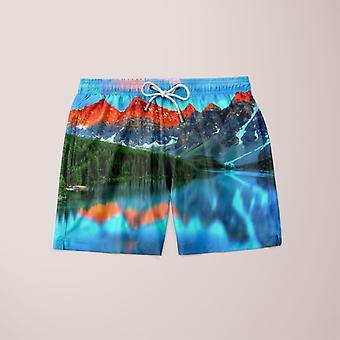 Magische plaats shorts