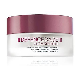 Defense Xage Ultimate Rich Reshaping Lifting Balm 50 ml of cream