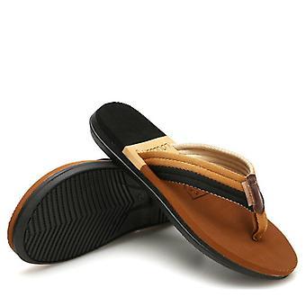 أزياء الصيف غير زلة الشرائح شخصية الشاطئ فليب بالتخبط الأحذية