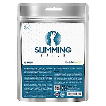 Slimming Patches - 30Pcs Natural Slim Patches. Support your Weight Loss Naturally