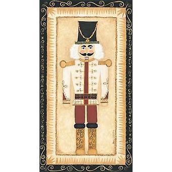 Nussknacker III Poster Kunstdruck von Cindy Shamp