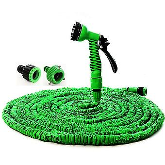 Garden Hose Expandable Magic Flexible Plastic Hoses Pipe With Spray Gun To
