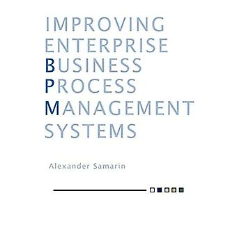 Improving business process management systems