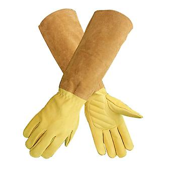 Long Sleeve, Protective Gloves For Trimming, Thorn Cut, Rose Pruning,