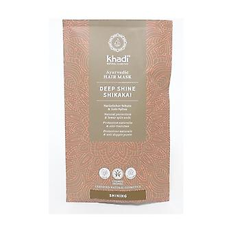 Shikakai Deep Shine Ayurvedic Hair Mask Powder 50 g