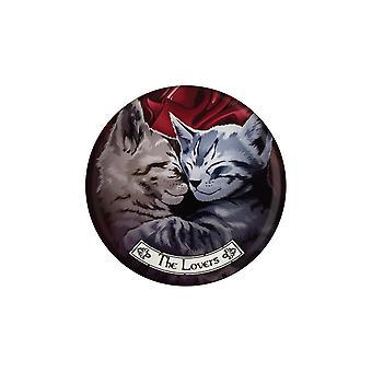 Insignia mortal del Tarot The Lovers Felis