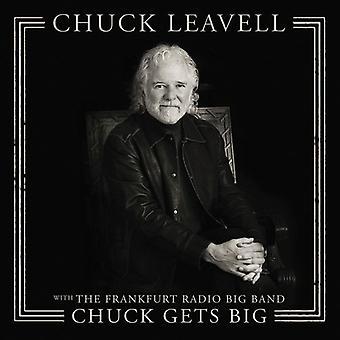 Chuck Leavell - Chuck Gets Big (with the Frankfurt Radio Big Band) [CD] USA import