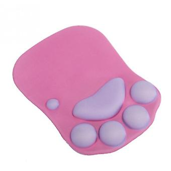 Cat Paw Comfortable Office Desk Wrist Support Mouse Pad
