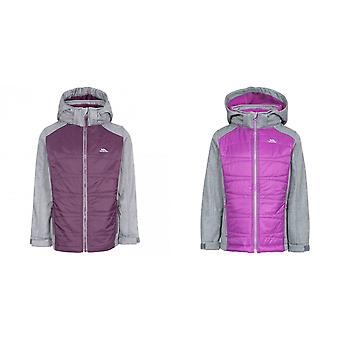 Trespass Childrens Girls Rockrose Softshell Jacket