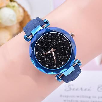 Casual Women Watches, Wristwatch Female Clock, Leather
