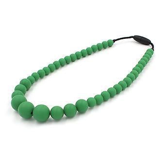 Silikon-Gummi-Perle-Halskette