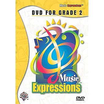 Musikausdrücke Klasse 2: DVD -