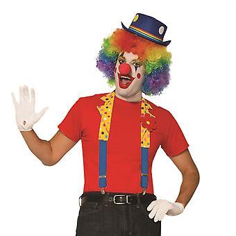 Forum Novelties Clown Collar and Braces Set