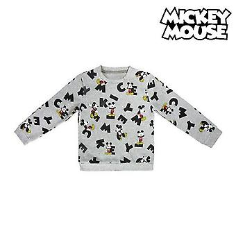 Children's sweatshirt without hood mickey mouse 72996