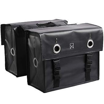 Willex Bicycle Bags Tarpaulin 52 L Matte Black