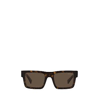 Prada PR 19WS żółwia unisex okulary przeciwsłoneczne