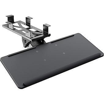 Wokex Tastaturschublade, hhenverstellbarer Tastaturauszug unter dem Schreibtisch