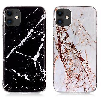 Iphone 11 - Skal / Skydd / Marmor