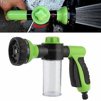 Jet Spray Gun Soap Dispenser, Garden Watering Hose, Nozzle Car Washing Tool