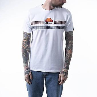 ellesse Glistenta T-Shirt - White