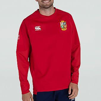 Canterbury British and Irish Lions Drill Top Mens